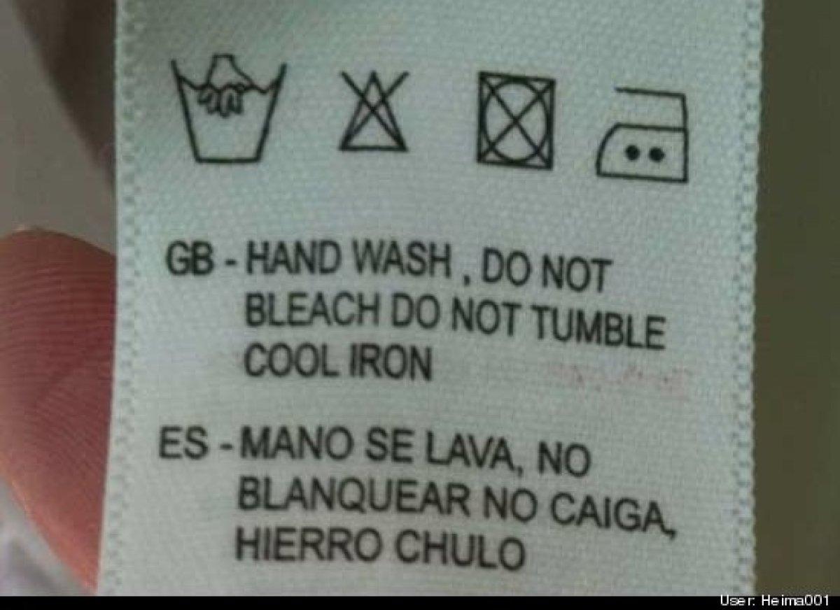 Funny Translations Not So Spanish